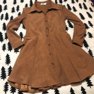 Western style trench? Jacket S